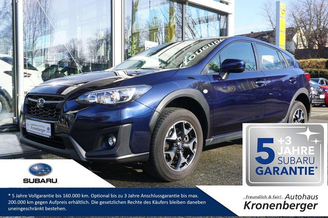 XV, 1.6 Trend Lineartronic