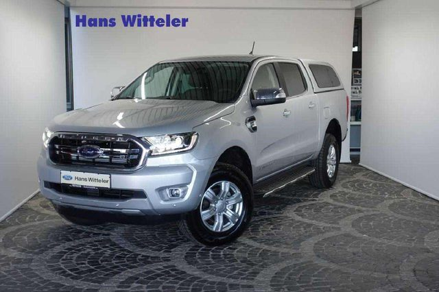 Ford, Ranger, Ranger/DoKa/4x4/Limited/Stdhz/Hardtop/Navi/AHK