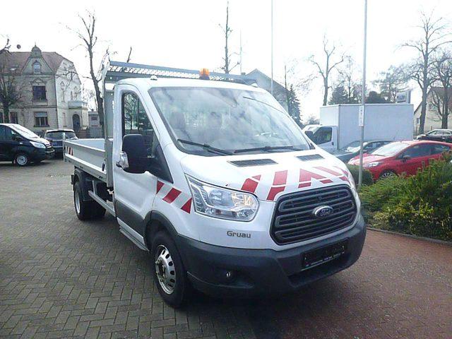 Ford, Transit, 470 L2 HA Trend+Kipper+AHK(3500kg)+Tempo+Euro6