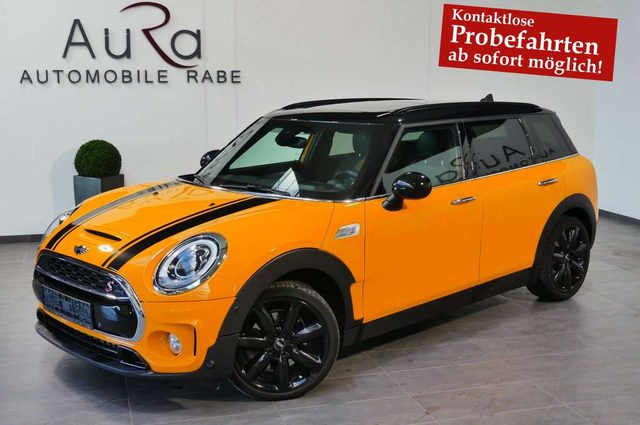 Cooper S Clubman, Aut. NAV+LED+HEAD-UP+PANO+ACC
