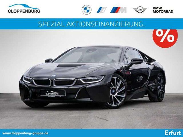 BMW, i8, Head-Up HK HiFi DAB LED Navi Prof. el. Sitze