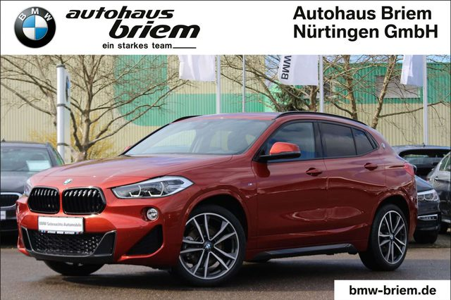 BMW, X2, xDrive20d M Sportpaket HiFi LED Navi AHK Shz