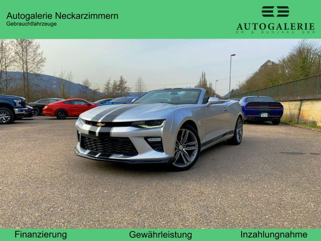 Camaro, Cabriolet 3.6l V6 Automatik/Kamera/Sitzheizung