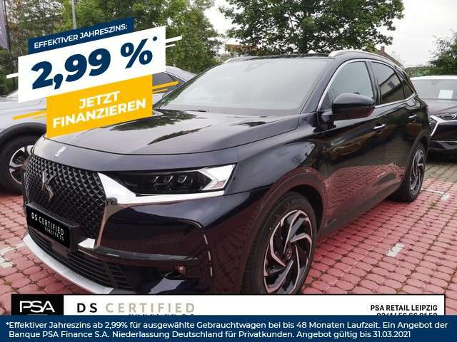DS 7 Crossback, DS7 Crossback E-TENSE 4x4 BE CHIC