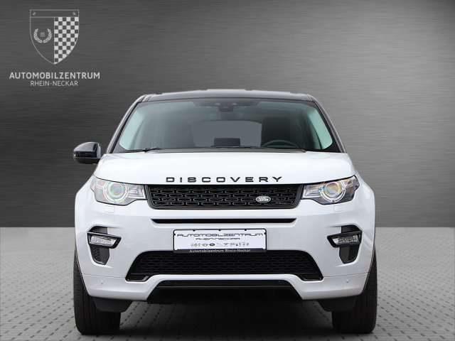 Discovery Sport, 2.0 TD4 SE Dynamic/Winter/Xenon