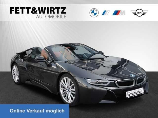 BMW, i8, Roadster HUD Laser HiFi Navi.Prof PDC Sitzhzg