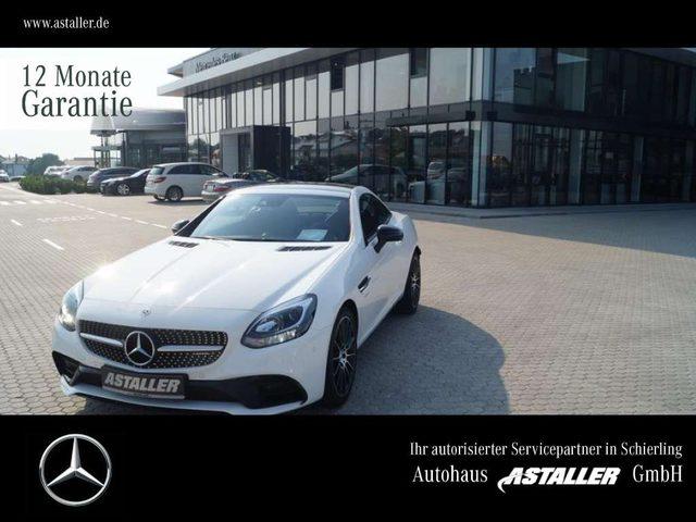 Mercedes-Benz, SLC 43 AMG, AMG+Night+AIRSCARF+Spur+Comand+Harman