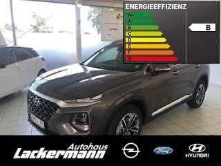 Santa Fe, Premium 4WD 2.2 CRDi EU6d-T