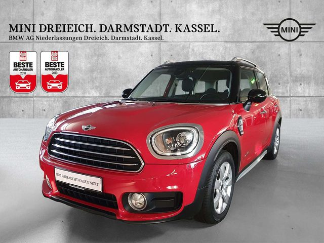 Cooper D, Countryman ALL4 LED Tempomat AHK Shz