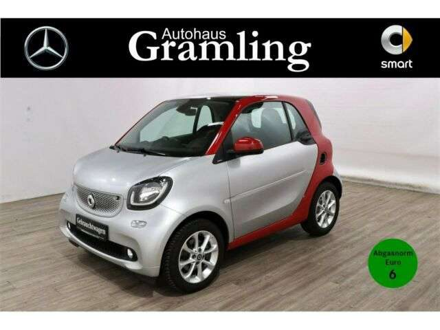 forTwo, fortwo coupe (52kW) passion*Cool&Audio*Pano*LED*