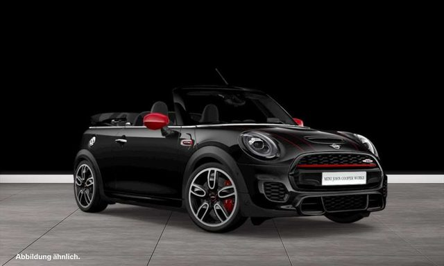 John Cooper Works, Cabrio Chili Head-Up HK HiFi