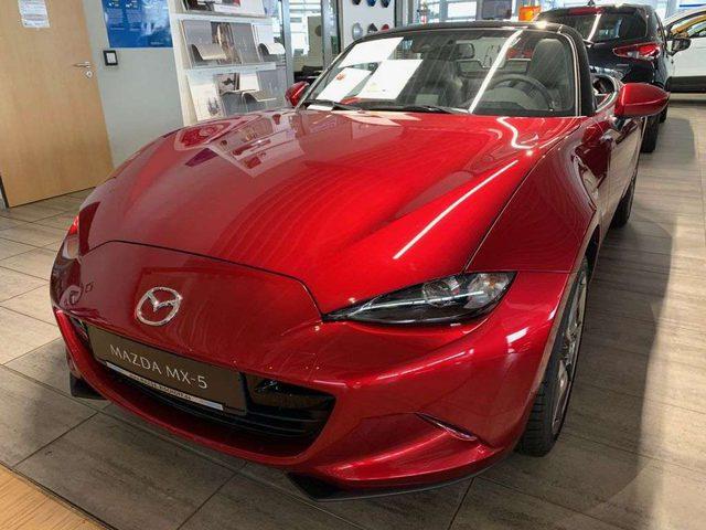 Mazda, MX-5, SKYACTIV-G 2.0 Selection Cabrio