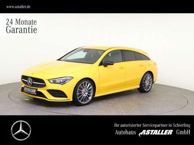 Mercedes-Benz, CLA 200, SB AMGLine+Night+LEDHi+Kam+19