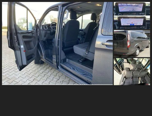 Tourneo Custom, 340 L2H1 2x Schiebetür NAVI,Kamera,Assyst,2xKlima,