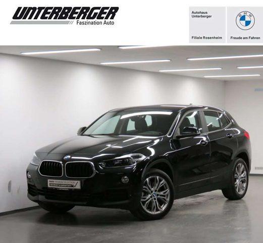 BMW, X2, xDrive25d Advantage LED Navi Komfortzg. Shz