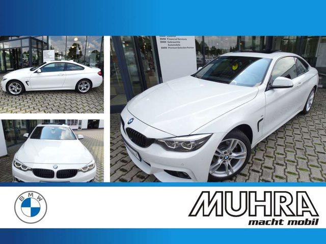 BMW, 430, d xDrive M Sport Glasdach Head Up Hifi LED
