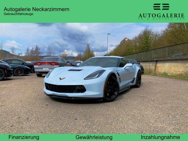 C7, 6.2l V8 Grand Sport 3LT Z51 Targa/Navi/Kamera