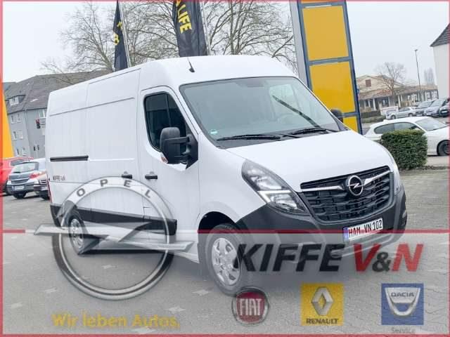 Opel, Movano, Kasten 3,5 L2H2 Navigat. Kamera Klima PDC