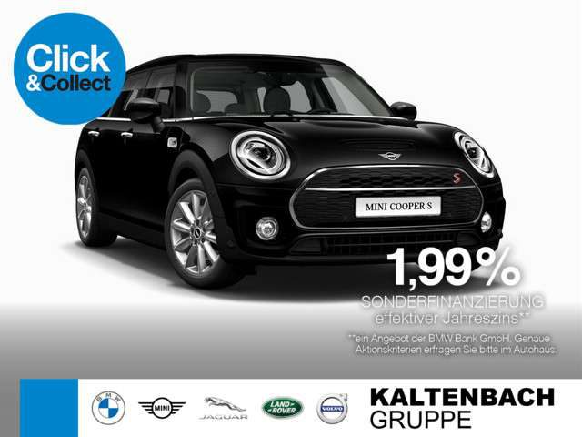 Cooper S Clubman, Aut. PANORAMA PDC SHZ LED