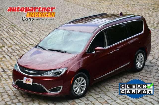 Pacifica, Touring L, 3.6l V6, Leder,Autm.,CARFAX
