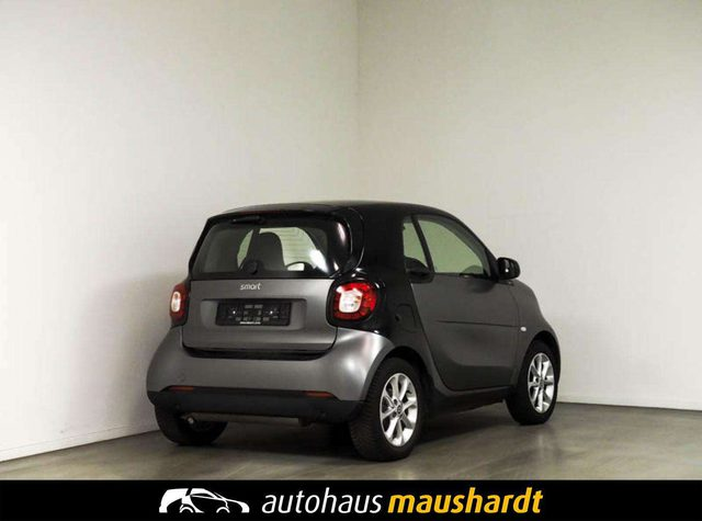 forTwo, coupe passion turbo DCT:SCHNELLER PARKEN!