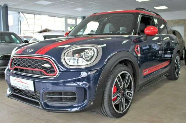 John Cooper Works Countryman, Aut. ALL4 Pano ACC
