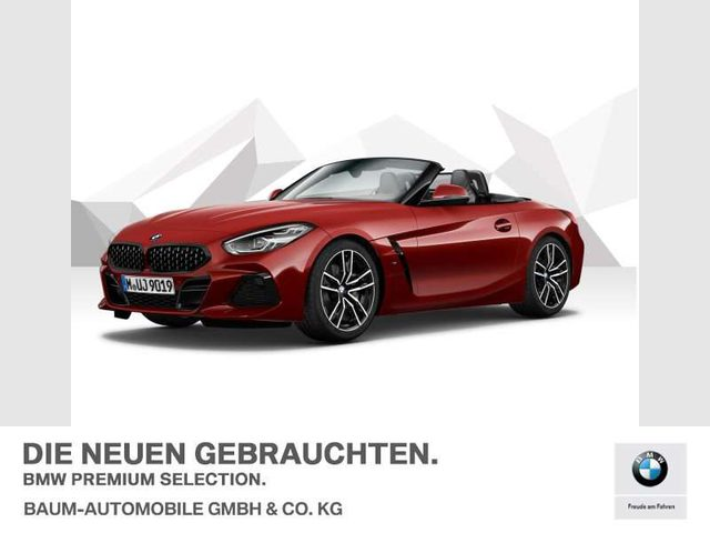 Z4, sDrive20i M Sport - Leasing ab 529€ brutto ohne An