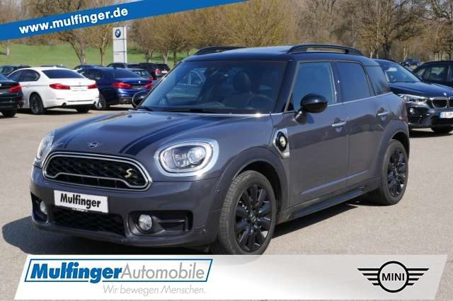 Cooper SE Countryman, Cooper S E Countryman All4 18