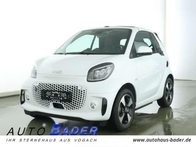 smart, forTwo, EQ Cabrio Passion Exclusive 22kW Winter