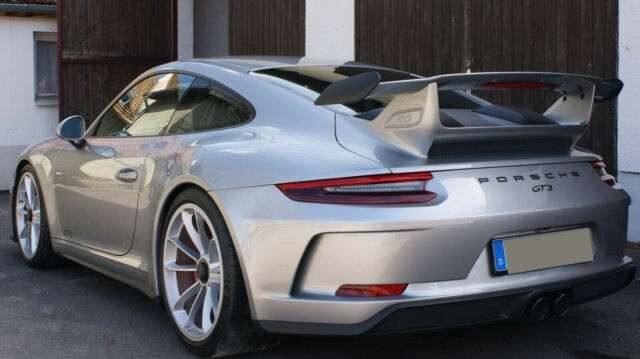 911, GT3 Clubsport Approved 990km neuwertig