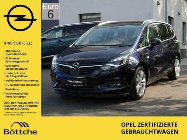 Zafira Tourer, Zafira Business Inno 2.0 D 7-Sitze/LED/ACC/AZV/