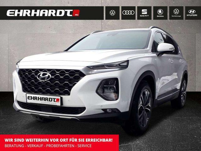 Santa Fe, Hyundai New 2.2 CRDi 4WD Premium