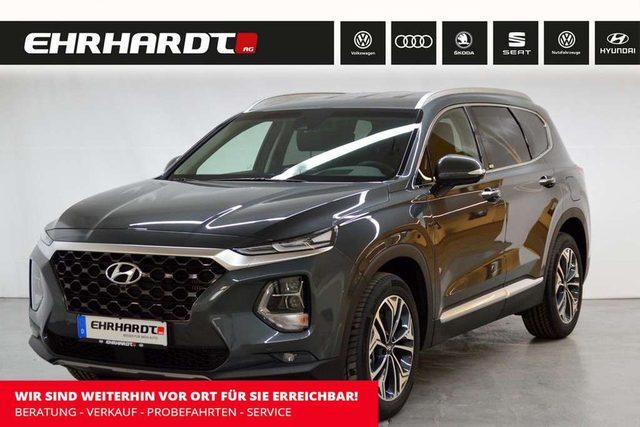 Santa Fe, 2.2 CRDi 4WD Premium *ACC*KRELL*LED*