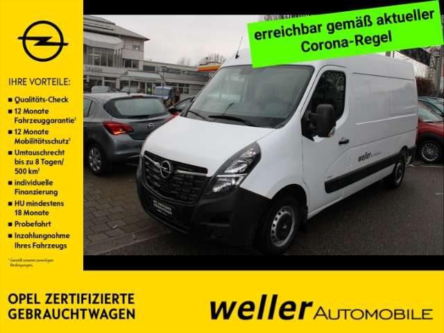 Opel, Movano, CARGO 2.3D L2H2 Navi Bluetooth Kamera Sitzheizung