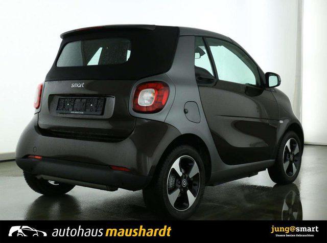 smart, forTwo, cabrio perfect turbo DCT:RICHTIG ELEGANT!