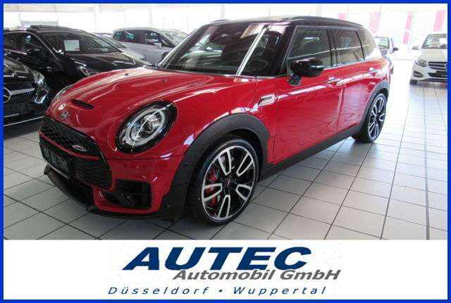 John Cooper Works, Clubman ALL4 Leder,Panorama