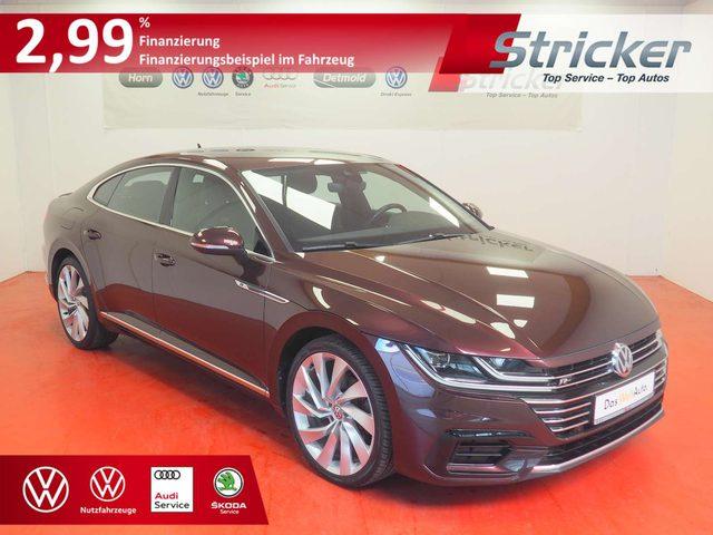 Volkswagen, Arteon, R-Line 2.0TDI DSG 349,-ohne Anzahlung Navi LED