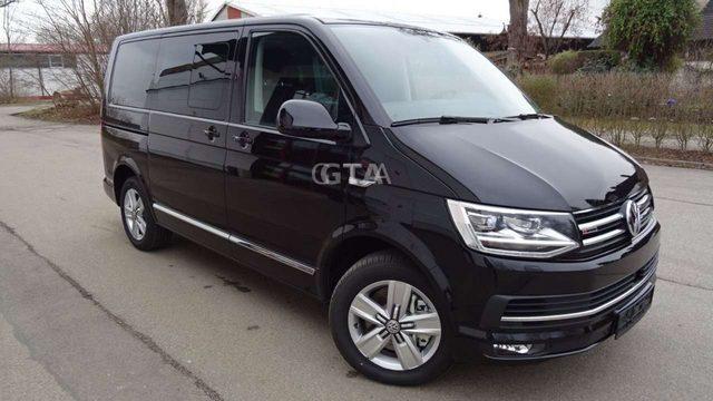 Volkswagen, T6 Multivan, Highline 4Motion DSG Allrad LED DCC AHK Webasto