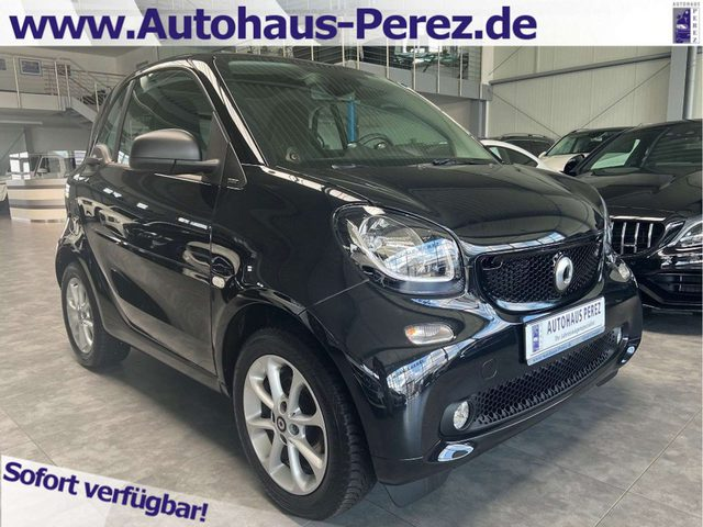 forTwo, passion COOL&AUDIO-PANORAMA-SITZHEIZUNG