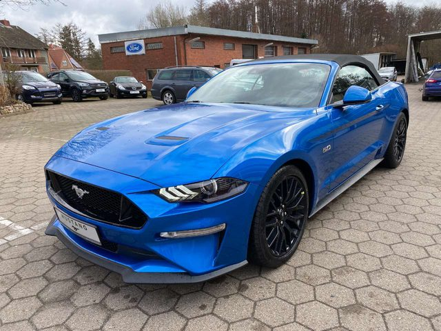 Mustang, GT Convertible 5.0