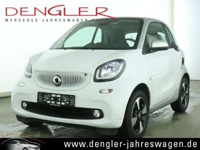 forTwo, FORTWO 52KW LEDER*SPUR-ASSISTENT*PANO*SH PRIME