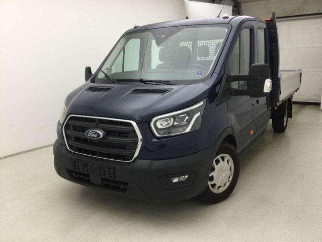 Ford, Transit, 350 L3 VA MH Trend Pritsche Doppelkabine ACC