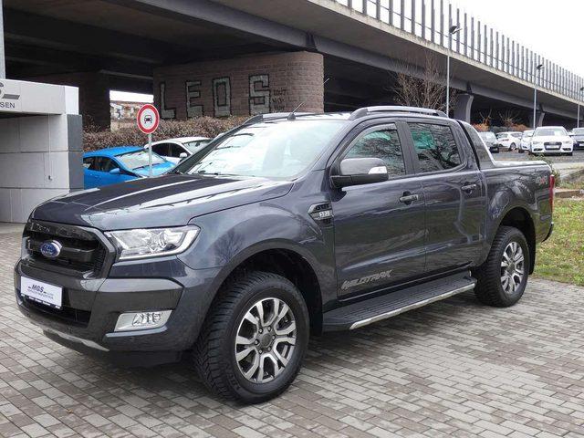 Ranger, 'Wildtrak' 3.2 #AUTOM #4X4 #DOKA #AHZV #ROLLO
