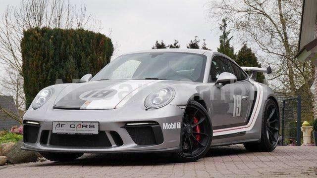 911, GT3 1.Hand Service Neu Clubsport-Paket