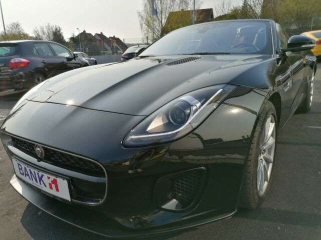 F-Type, F-TYPE Cabriolet 1Hand