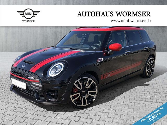 John Cooper Works, ALL4 Clubman City Head-Up DAB