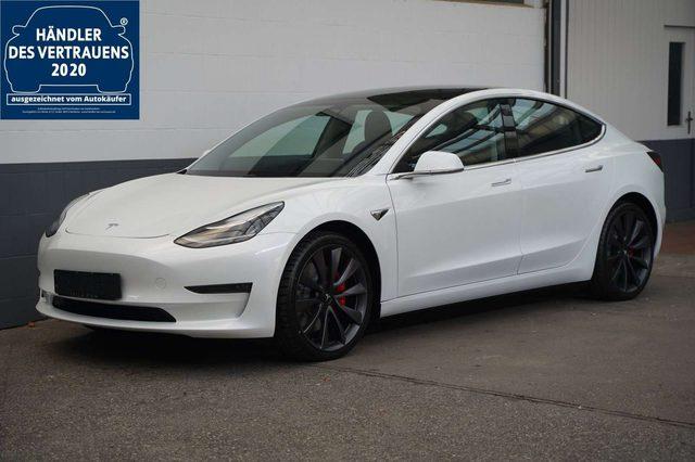 Model 3, Performance FSD Full Service Drive*