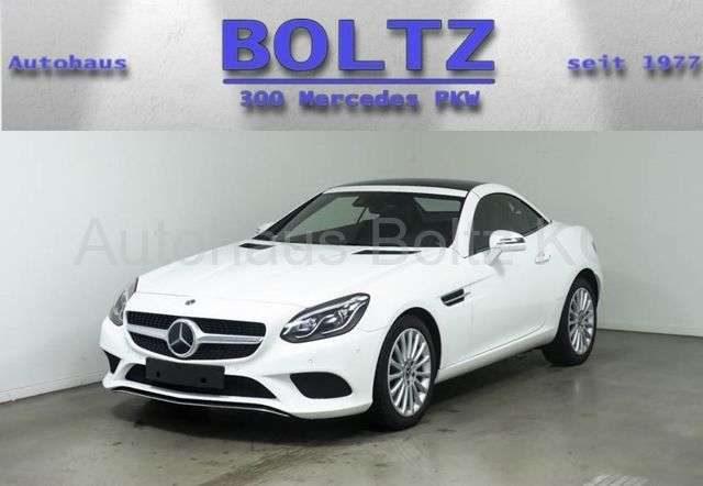 Mercedes-Benz, SLC 300, Comand Distronic Pano LED ILS Kamera