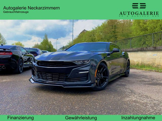 Camaro, Coupe 3.6 V6 Aut./Kamera/4 Auspuff/Alcantara/SZH