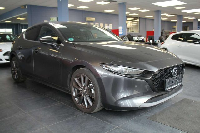 3, SKYACTIV-X 2.0 M-Hybrid Drive Selection